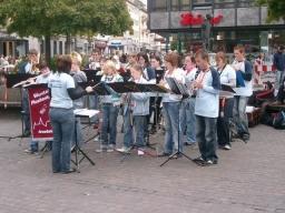 Straßenmusikfest Würzburg 2007