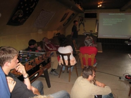 Bläserklasse Schnupperstunde 2009