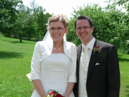 Hochzeit Sue und Domi 2012